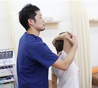 のぞみ鍼灸整骨院のオーダーメイド治療写真